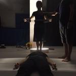 戲劇顧問Dramaturg: 陳志樺 Mann Chan 舞者 Dancers: Joseph Lee* Gabbie Chan