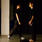 舞者 Dancers:  Kenneth Sze / Joseph Lee